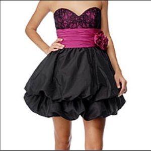 Betsey Johnson 'Chelsea' Homecoming Dress